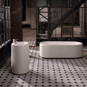 Freestanding Steel Baths
