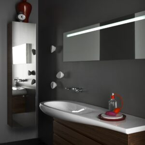 Laufen Alessi Washbasin and Vanity Unit