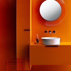 Laufen Kartell Washbasin and Vanity Unit