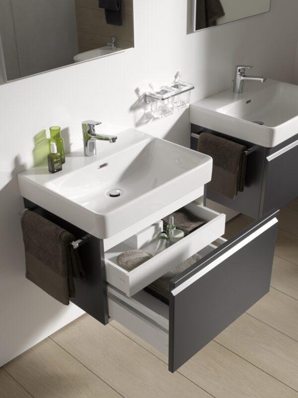Laufen Pro Washbasin and Vanity Unit