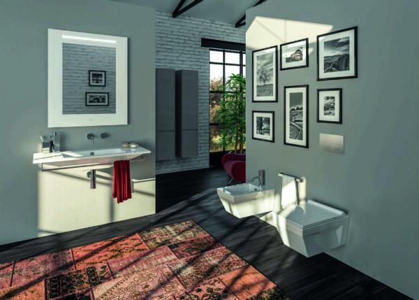 Catalano Star Washbasin and Vanity Unit