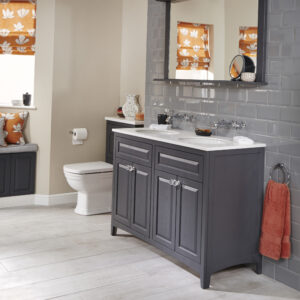 Utopia Downton Washbasin and Vanity Unit