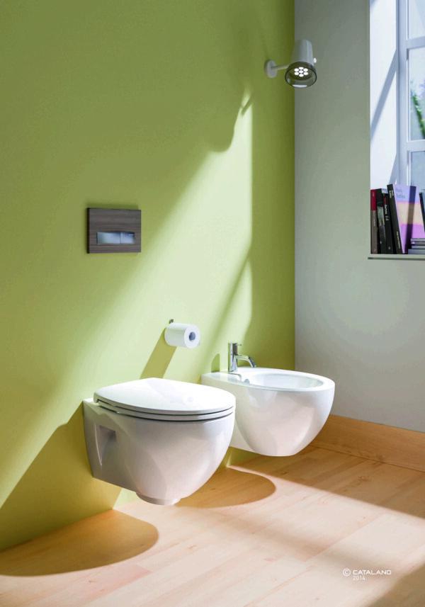 Catalano New Light Wall-Mounted WC