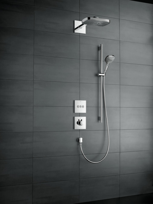 Raindance Select E - Shower set 120 3jet