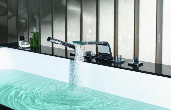 Dornbracht Cli Set 2 Bath Controls