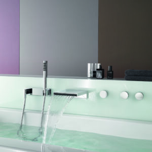 Dornbracht Set 4 Deque Bath Mixer