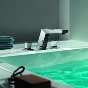 Dornbracht Supernova Bath Controls