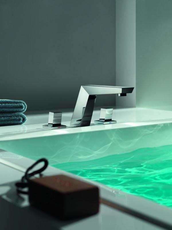 Dornbracht Supernova Bath Controls