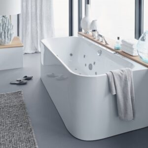 Duravit Happy D2 Whirlpool Bath