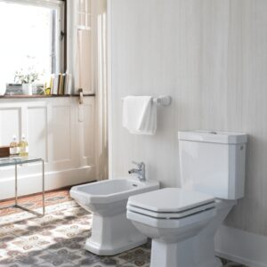 Duravit Series 1930 Close-Coupled WC & Bidet