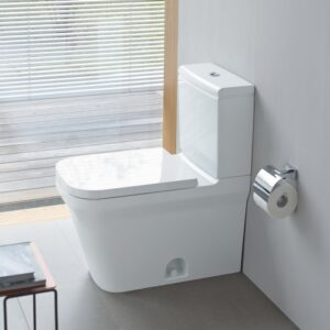 Duravit P3 Comforts Close-Coupled WC and Bidet
