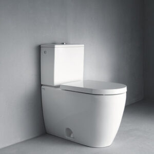 Duravit Me By Starck Close-Coupled WC & Bidet