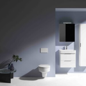 Laufen Base Washbasin and Vanity Unit