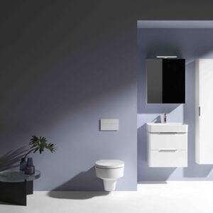 Laufen Base Washbasin and Vanity Unit