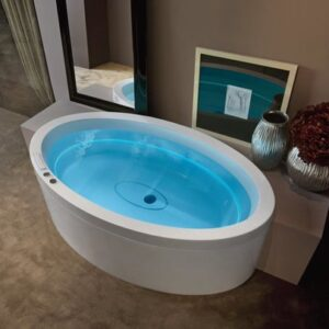 Treese Dream 190 Oval Whirpool Bath