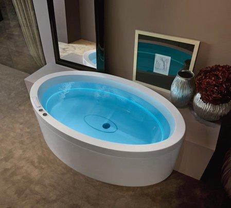 Treese Dream 190 Oval Whirpool Bath