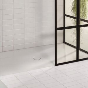 BetteFloor Shower Tray White