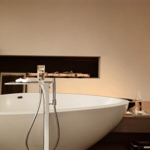 Axor Massaud Freestanding Bath Mixer