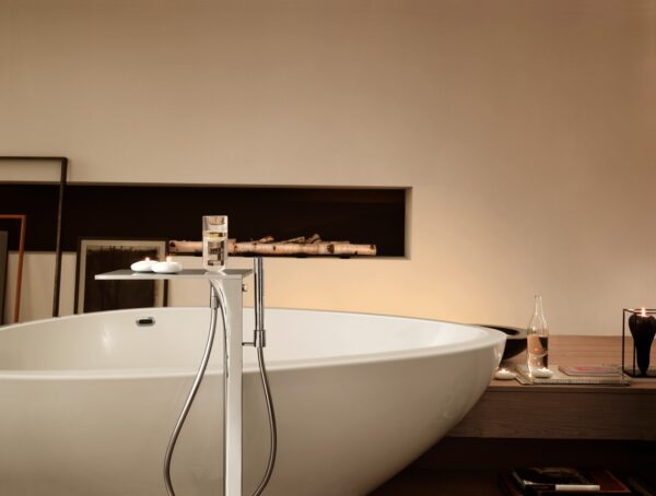 Axor Massaud Freestanding Bath Mixer
