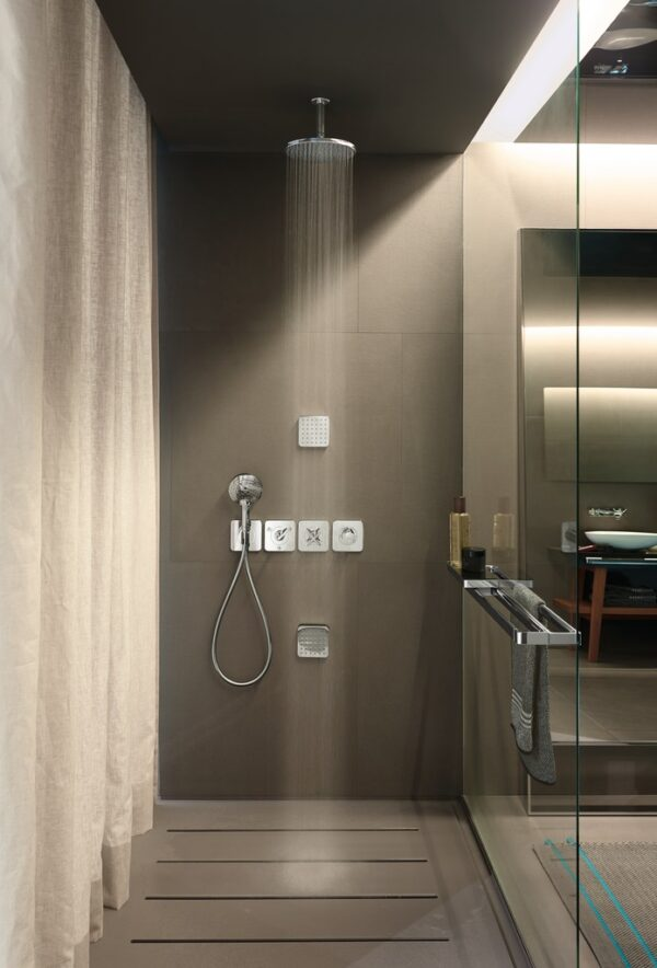 Axor Citterio E Shower and Controls