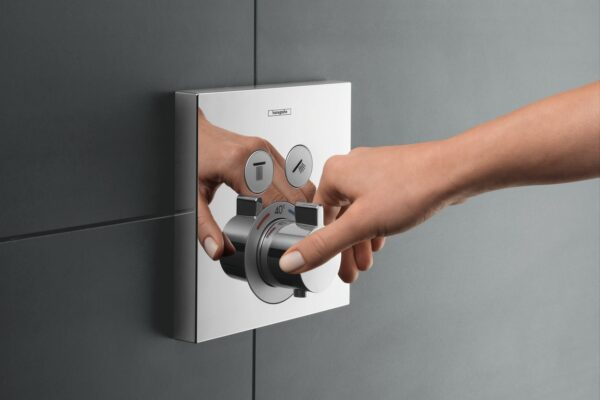 Hansgrohe Select Shower Controls