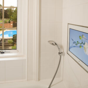 Waterproof TVs