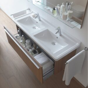 Double Washbasins